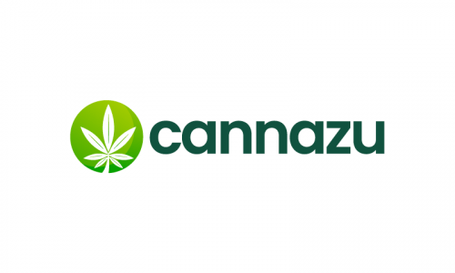 Cannazu - Cannabis business name for sale