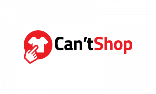Cantshop - Retail company name for sale