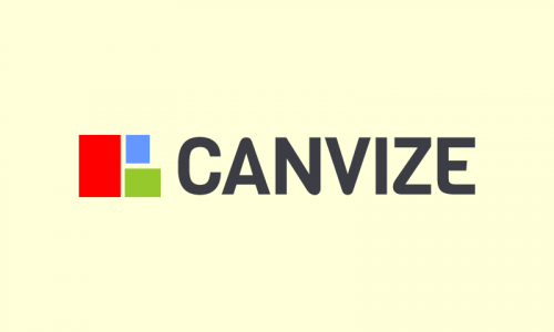 Canvize - Invented brand name for sale