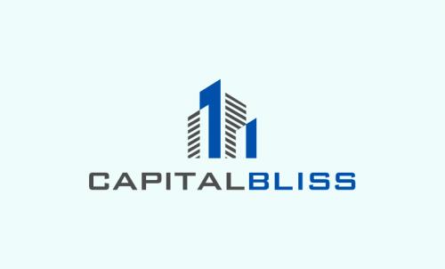 Capitalbliss - Venture Capital brand name for sale