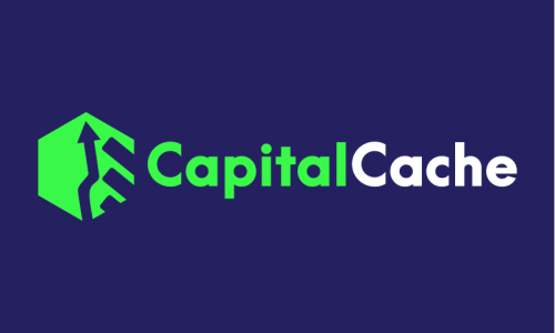Capitalcache - Finance domain name for sale