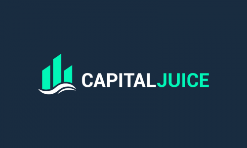Capitaljuice - VC startup name for sale