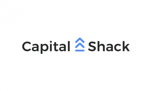 Capitalshack - Clear and compelling brand name for raising capital