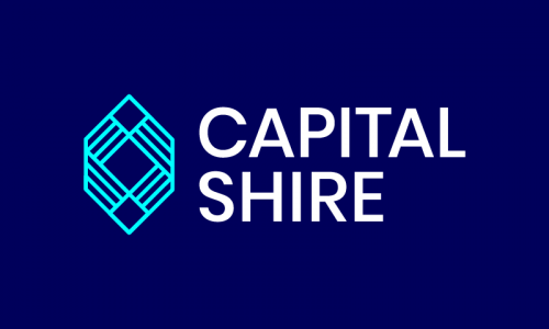 Capitalshire - Venture Capital brand name for sale