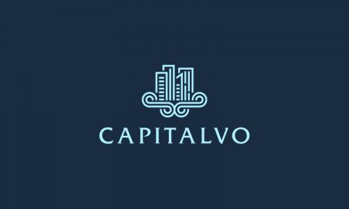 Capitalvo - Venture Capital company name for sale