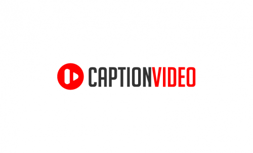 Captionvideo - Media brand name for sale