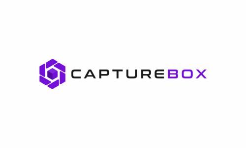 Capturebox - Storage startup name for sale