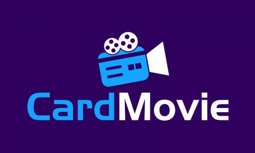 Cardmovie - Movie startup name for sale