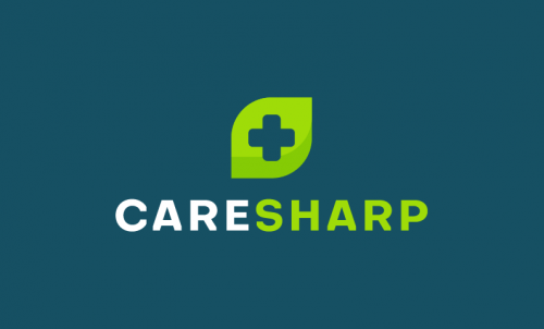Caresharp - Health startup name for sale