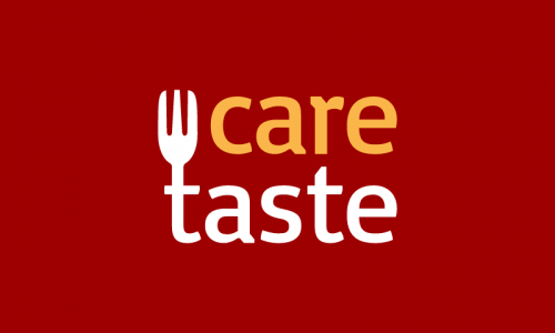 Caretaste - Food and drink startup name for sale