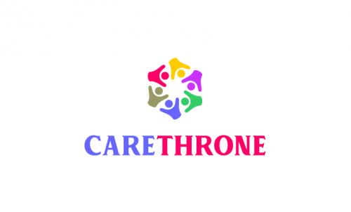 Carethrone - Healthcare company name for sale