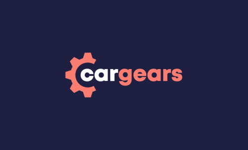 Cargears - Automotive startup name for sale