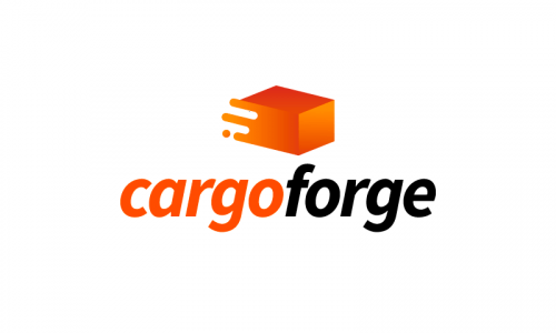 Cargoforge - Professional business name for sale