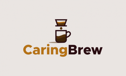 Caringbrew - Drinks domain name for sale