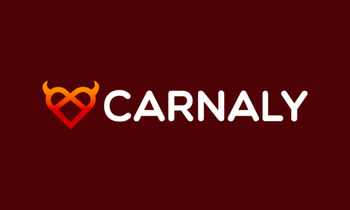 Carnaly - Media startup name for sale