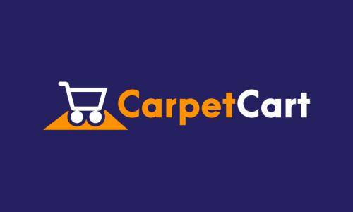 Carpetcart - Interior design brand name for sale