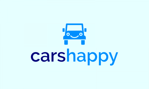 Carshappy - E-commerce company name for sale