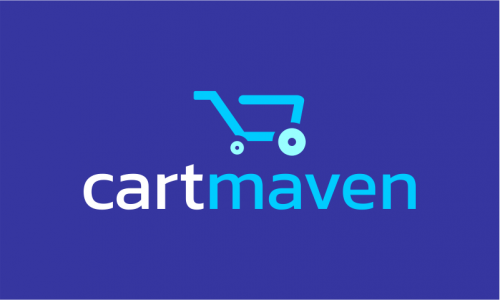 Cartmaven - E-commerce business name for sale
