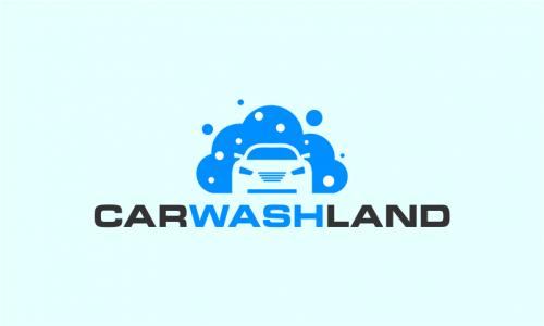 Carwashland - E-commerce brand name for sale
