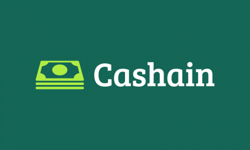 Cashain - Finance company name for sale