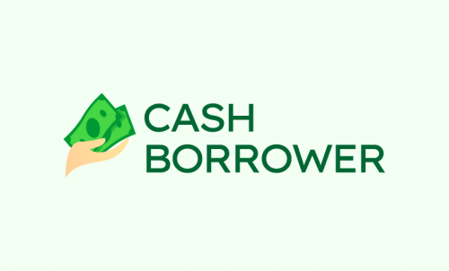 Cashborrower - Finance domain name for sale