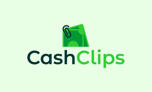 Cashclips - Marketing company name for sale