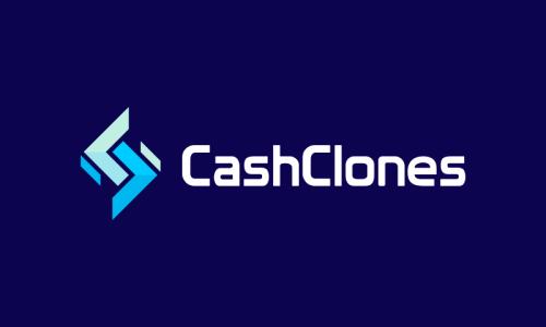 Cashclones - E-commerce domain name for sale