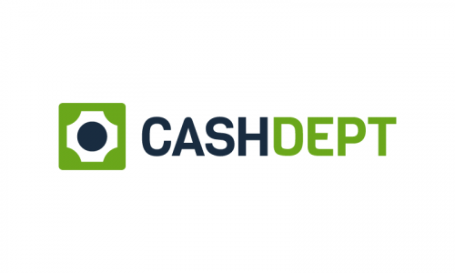 Cashdept - Finance brand name for sale