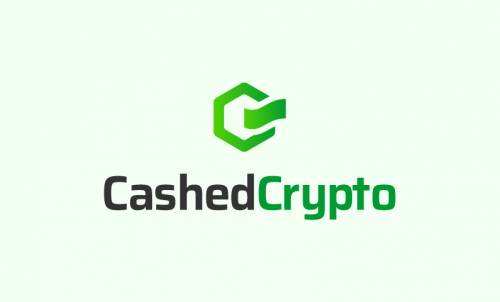 Cashedcrypto - Cryptocurrency product name for sale