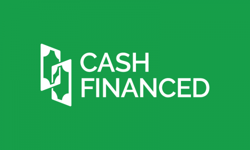 Cashfinanced - Finance startup name for sale