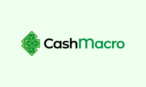 Cashmacro - Finance brand name for sale