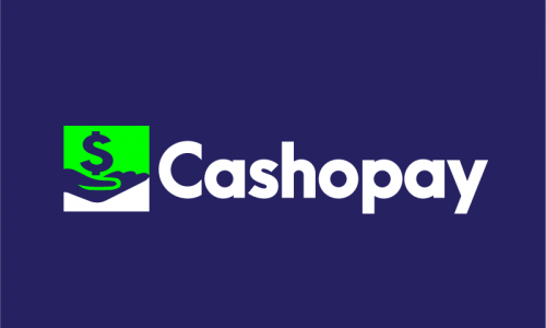 Cashopay - Finance brand name for sale