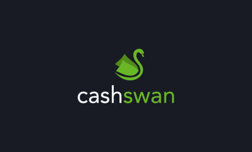 Cashswan - Finance startup name for sale