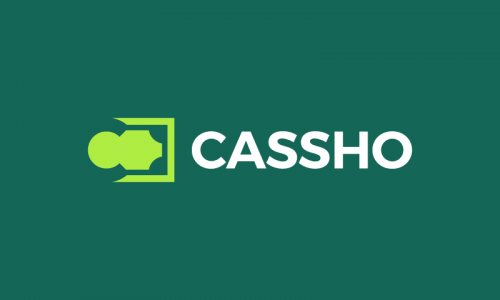 Cassho - Finance company name for sale