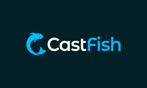 Castfish - Technology business name for sale