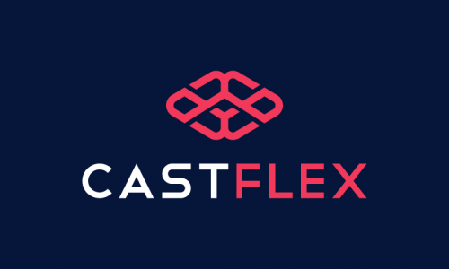 Castflex - Technology company name for sale