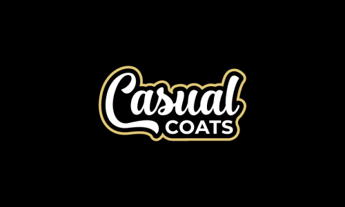 Casualcoats - E-commerce brand name for sale