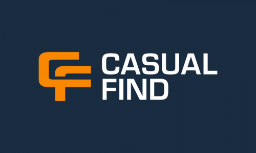 Casualfind - Retail brand name for sale