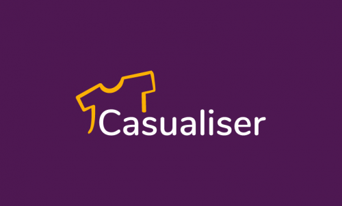 Casualiser - Retail business name for sale