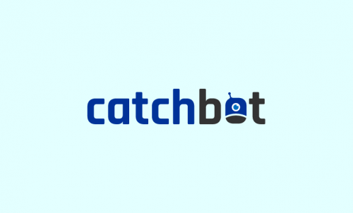 Catchbot - Automation company name for sale