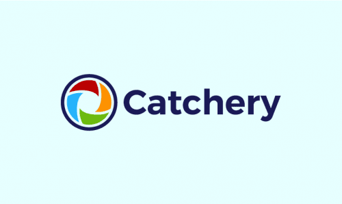 Catchery - Design startup name for sale