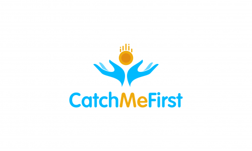 Catchmefirst - Non-profit startup name for sale