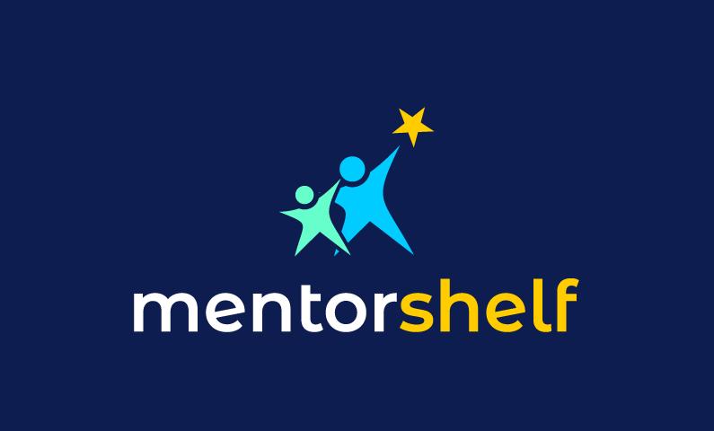 Mentorshelf - Training startup name for sale