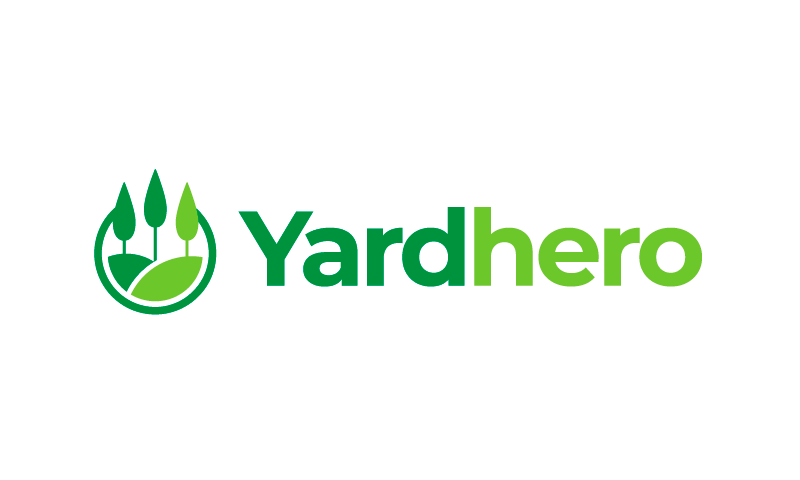 Yardhero - Playful business name for sale