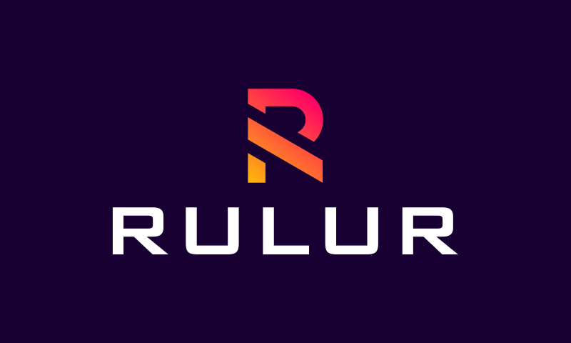 Rulur - Technology startup name for sale