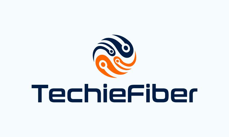 Techiefiber - AI domain name for sale