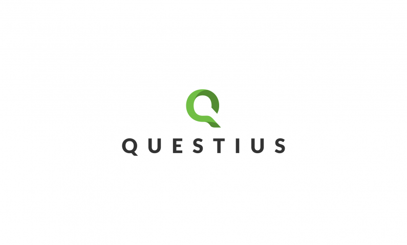 Questius - Clever brand name for insightful business