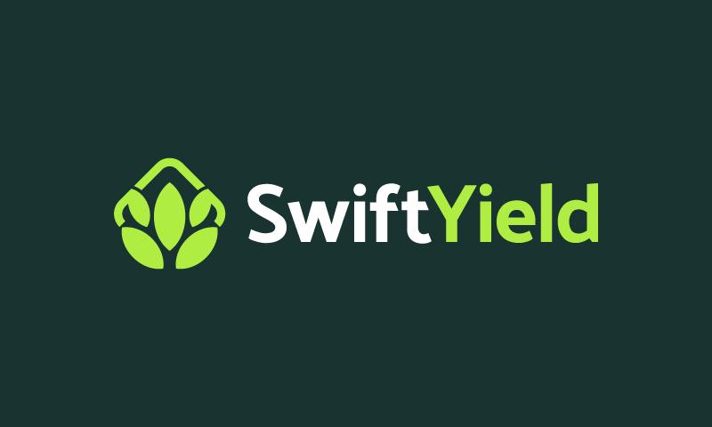 Swiftyield