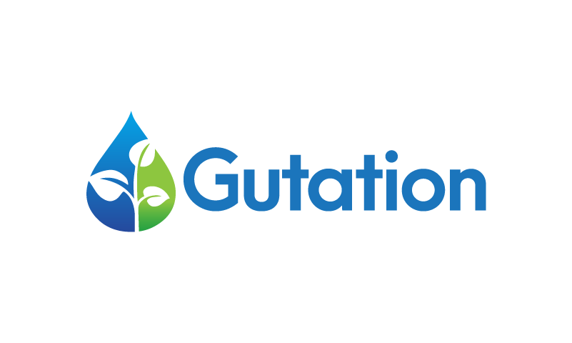 Gutation - Green industry startup name for sale