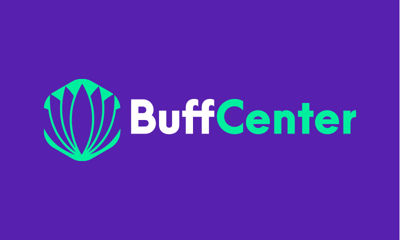 Buffcenter - Healthcare startup name for sale